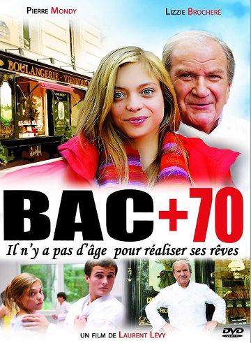 Bac + 70 affiche