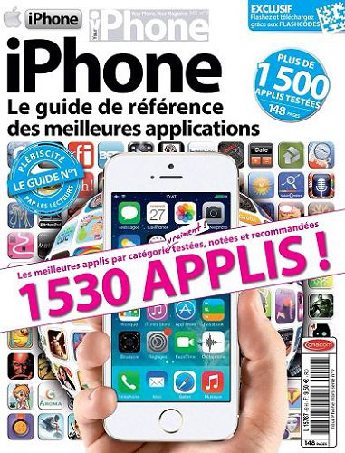 [Multi] iPhone Magazine Hors-Serie N°9 - 2015