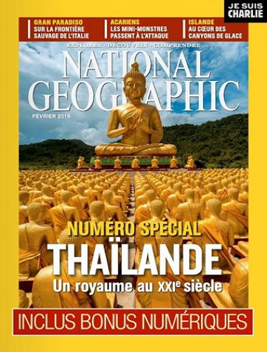 [Multi] National Geographic N°185 - Février 2015