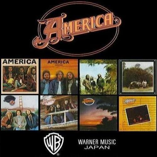 America - Collection 1971-1977 (8CD WPCR Warner Music Japan 2012) [FLAC]