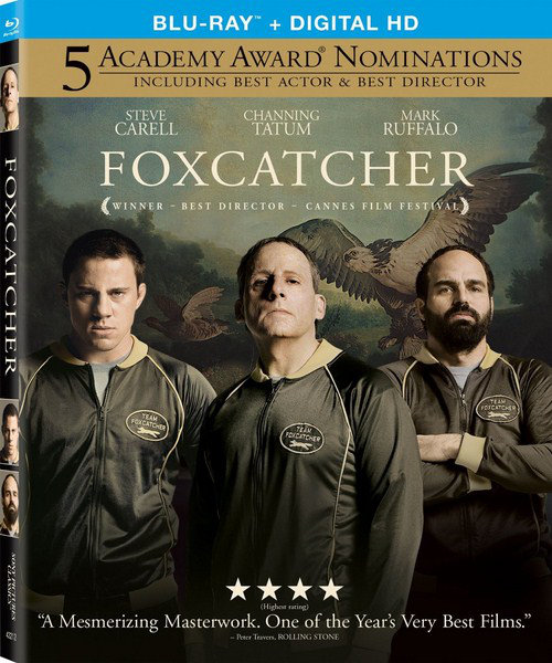 Foxcatcher [Full Bluray] [Multilanguage]