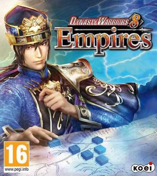 DYNASTY WARRIORS 8 Empires [PC]