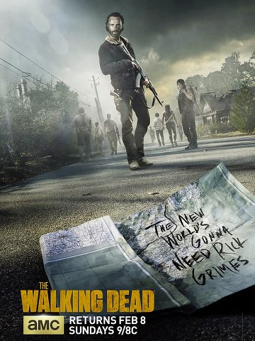 [MULTI] The Walking Dead - Saison 5 [EP12/??] |VOSTFR | HDTV