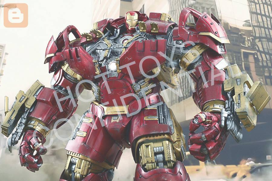 "AVENGERS 2 : AGE OF ULTRON - IRON MAN MARK XLIV ""HULKBUSTER"" (MMS285) - Page 2 No6s"