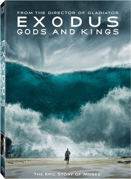 Exodus: Gods And Kings [DVD-R] [Multilanguage]