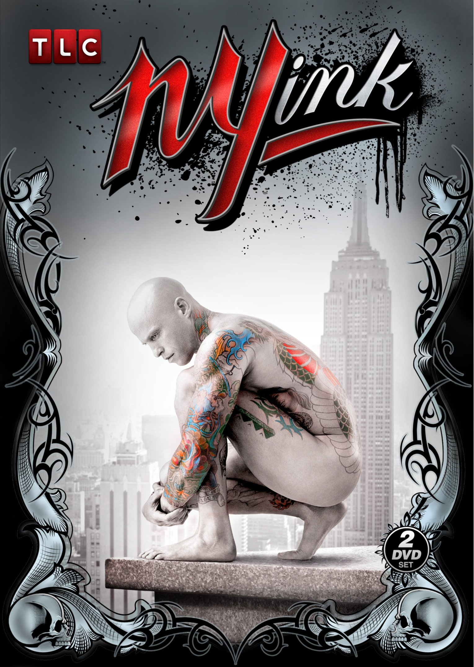 affiche NY Ink (New York Ink)