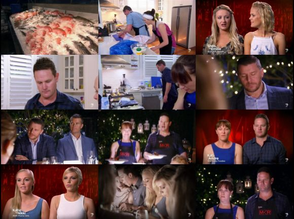 My kitchen rules season 6 episode 22 redemption round for Y kitchen rules season 6