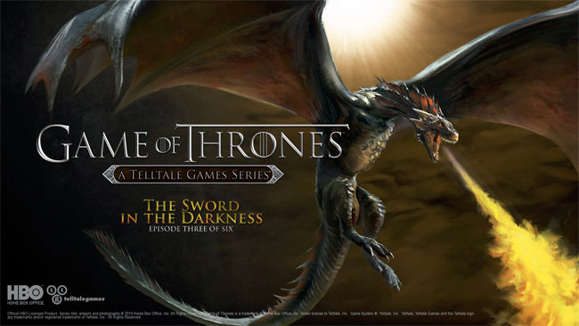 Game of Thrones: Episode 3 - The Sword in the Darkness [PC]
