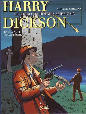 Harry Dickson - 12 Tomes
