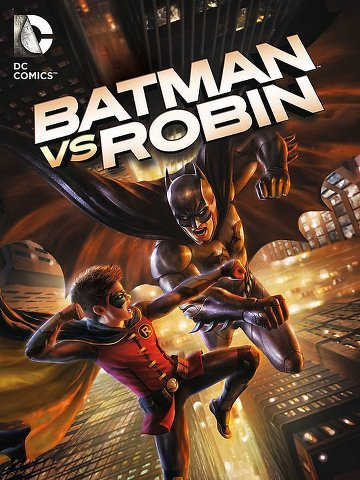 Batman Vs. Robin (2015) affiche