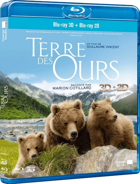 Terre des Ours [Bluray 3D] [FRENCH]