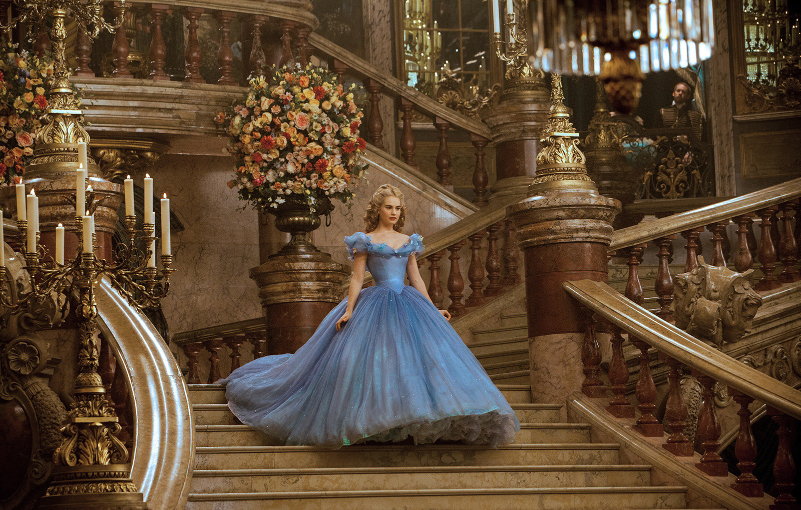 Cendrillon - Lilly James
