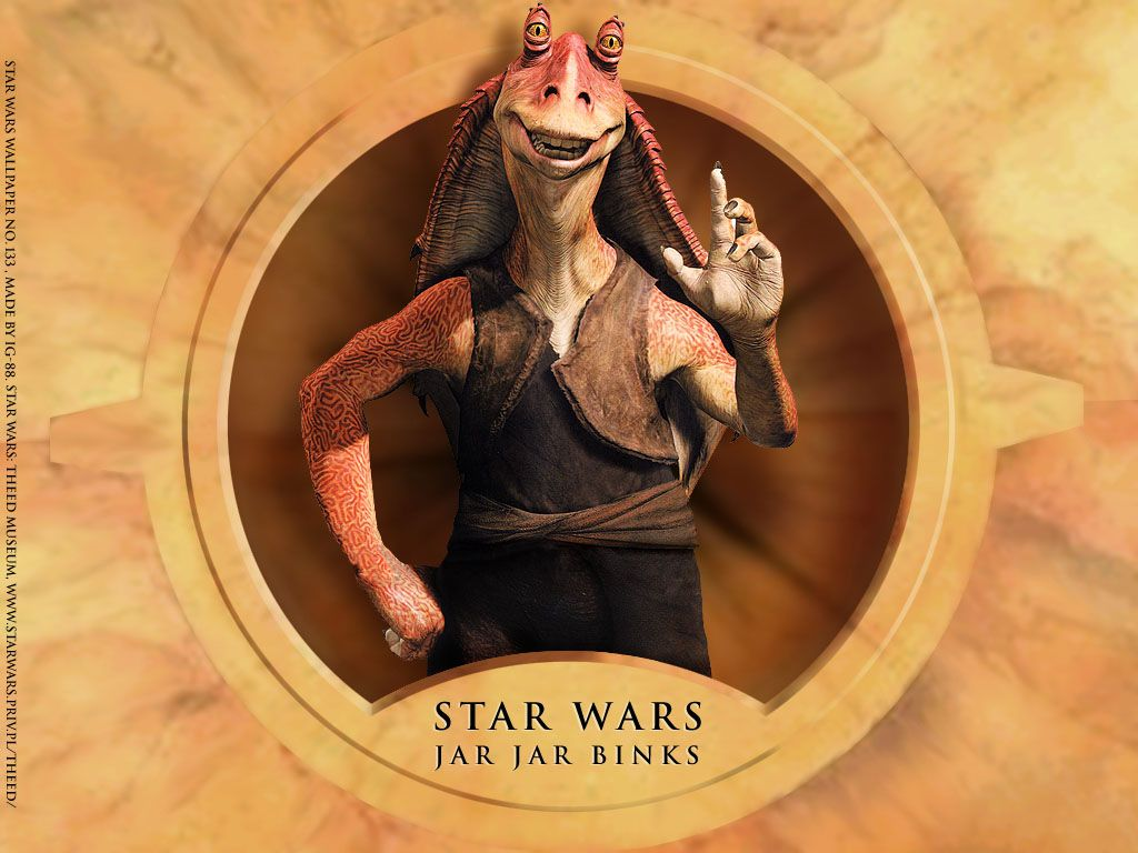 Star Wars : Jar Jar Binks