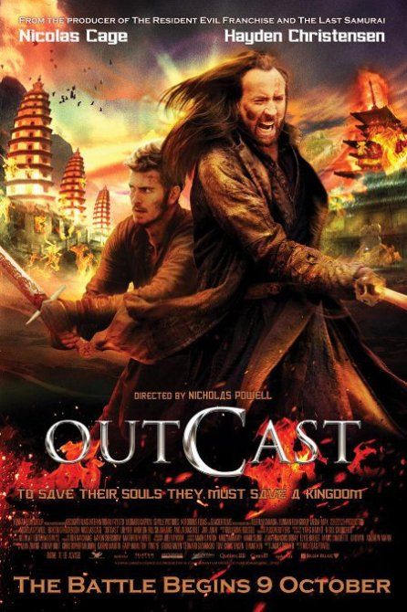 Outcast | Multi | DVDRiP | 2015 | FRENCH