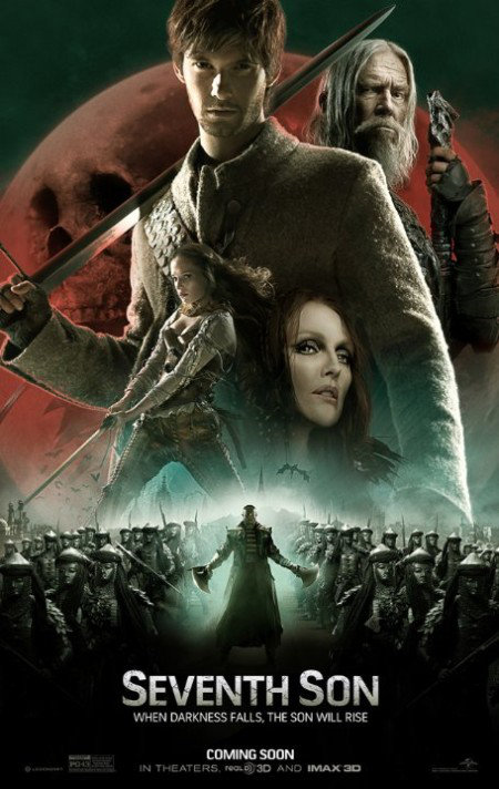 Seventh Son 2014 BRRip XviD AC3-EVO