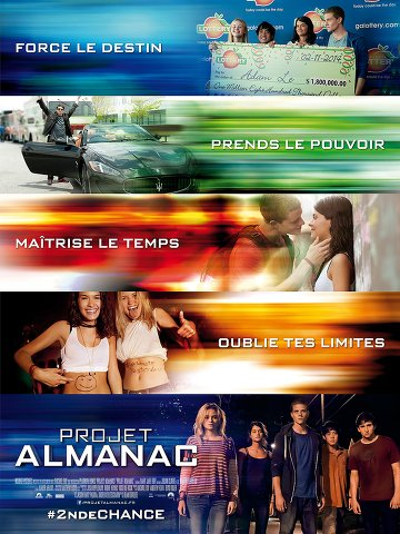Project Almanac (2014) [ FRENCH  | BDRip ]