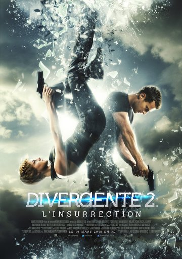 Divergente 2 : l�insurrection