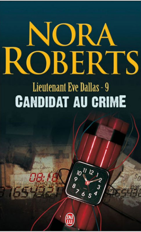 Nora Roberts - Candidat au crime
