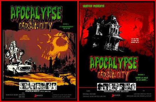Apocalypse sur Carson City-T02 et T03