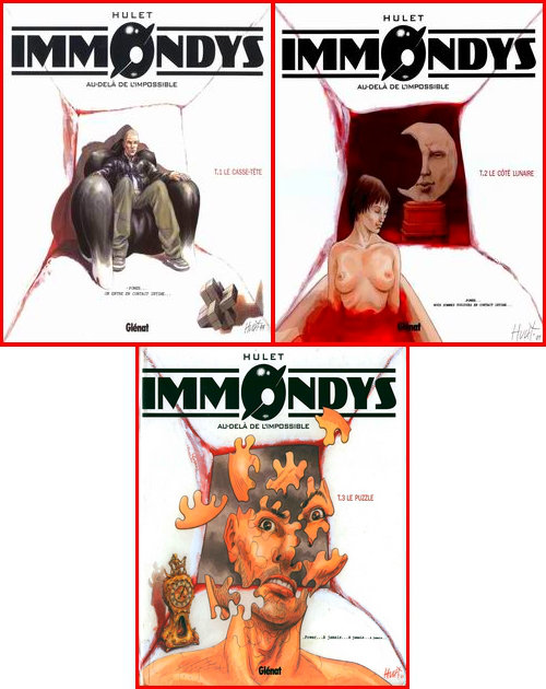 Immondys au-del� de l'impossible
