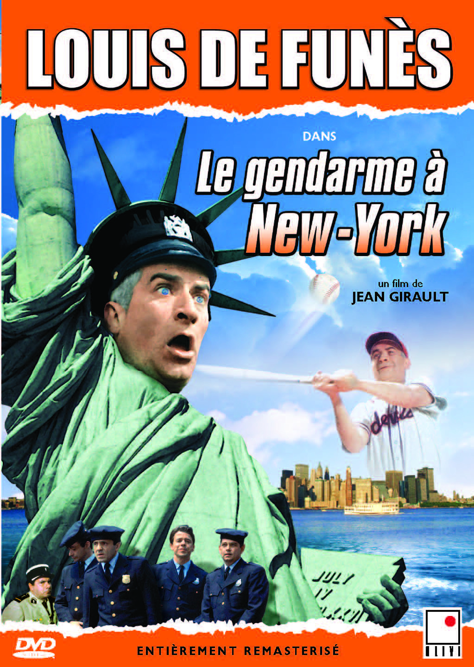 film le gendarme 2 le gendarme new york en streaming complet hd dpstream. Black Bedroom Furniture Sets. Home Design Ideas
