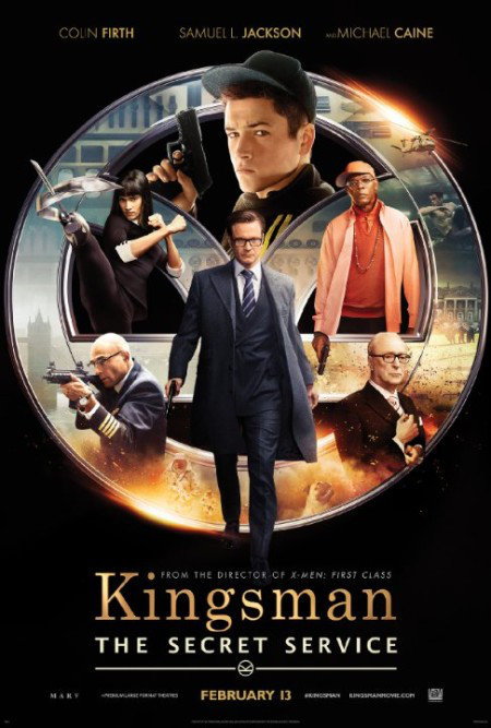Kingsman The Secret Service 2014 BRRip XviD AC3-iFT