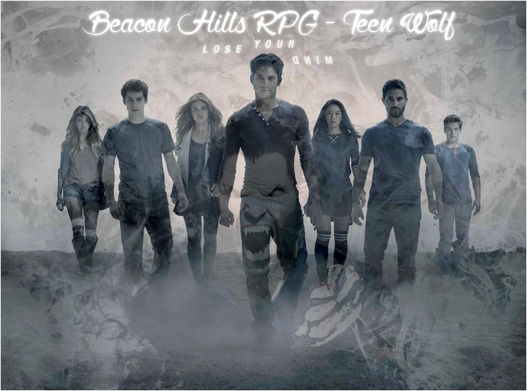 Beacon Hills RPG