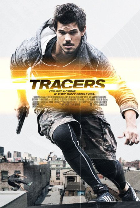 Tracers 2015 720p BRRip x264 AC3-EVO