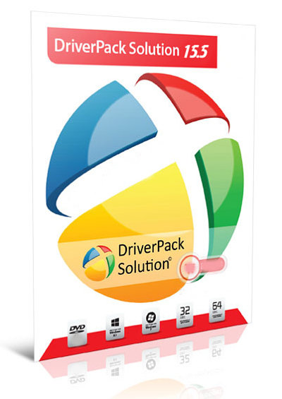 DriverPack Solution 15.5 Full + DriverPack's 15.04.5