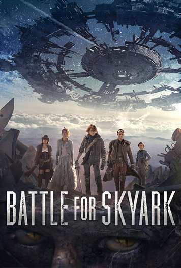 Battle for Skyark 2015 BRRip XviD-eXceSs