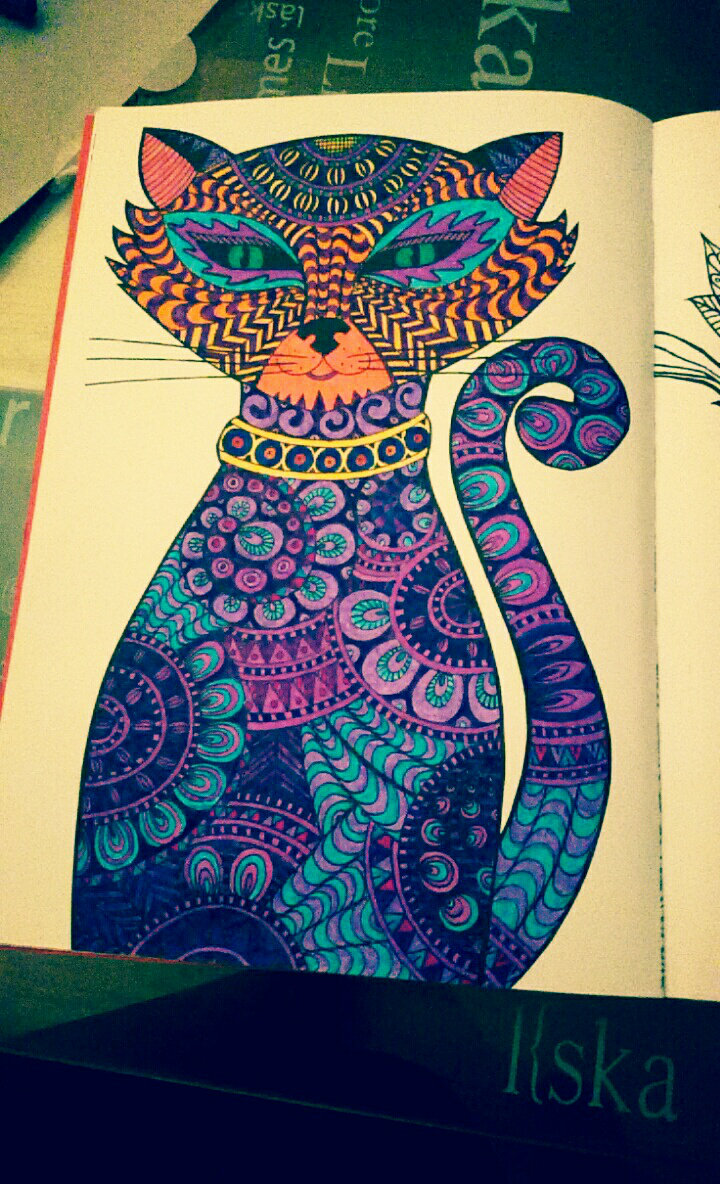 Coloriage Adulte Fini.Mandala Coloriage Anti Stress
