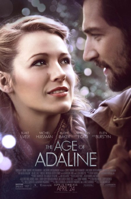 The Age of Adaline (2015) 720p WEB-DL x264 AC3- EVO