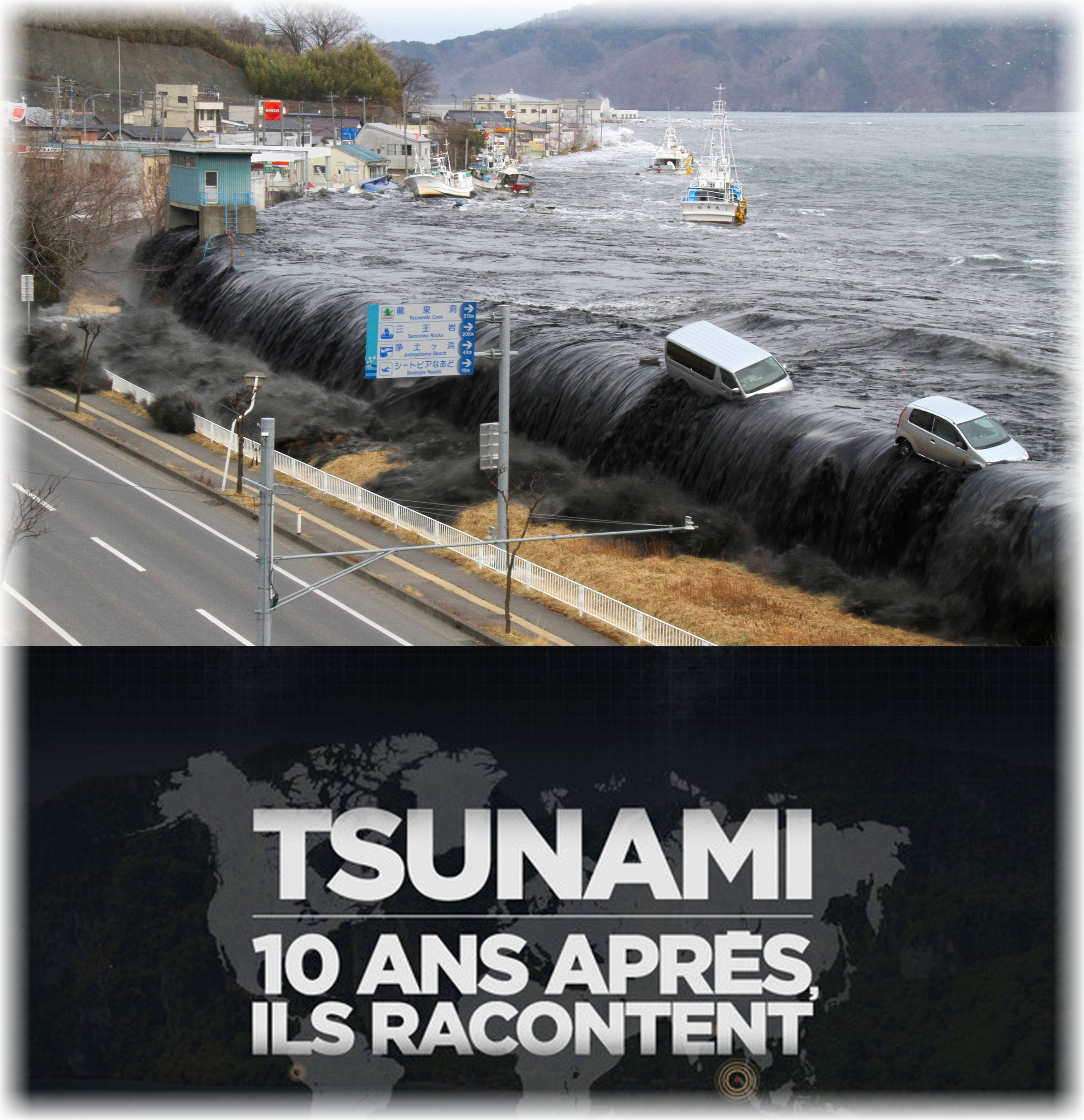 Tsunami, 10 ans après ils racontent affiche
