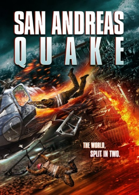 San Andreas Quake 2015 BRRip XviD AC3-EVO