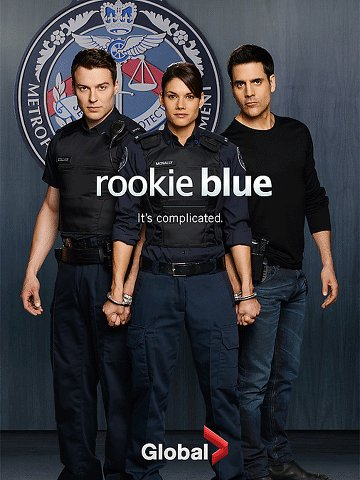 Rookie Blue Saison 6
