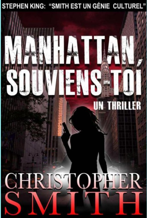 Christopher Smith - Manhattan, souviens-toi