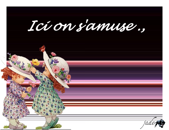 """ Ici on S'amuse "" Phwi"