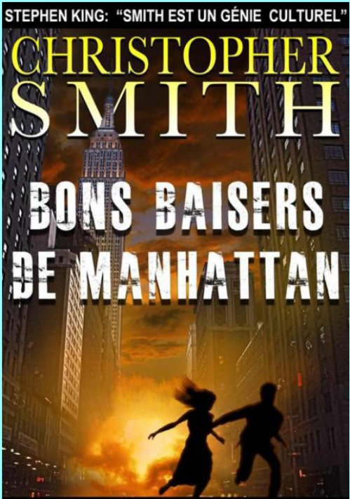 Christopher Smith - Bons baisers de Manhattan