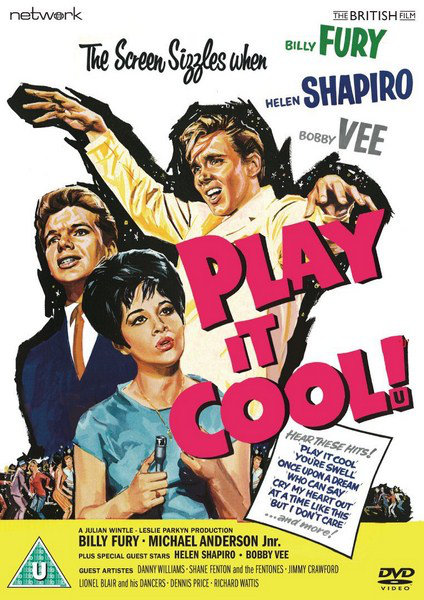 Playing It Cool [DVD-R] [Multilanguage]