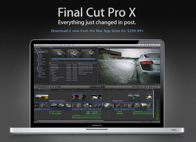Apple Final Cut Pro X 10.2.1 Mac OS X Cracked