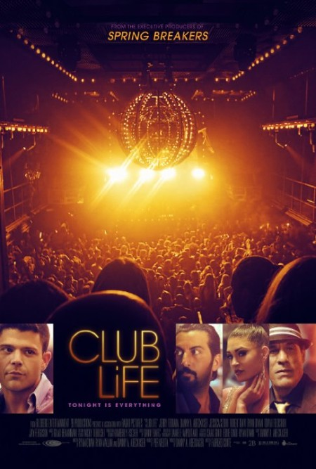 Club Life 2015 HDRip XviD AC3-EVO