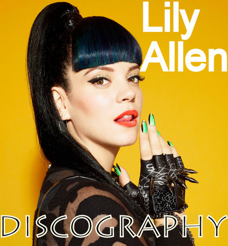 Lily Allen - Discography [2015] [FLAC]