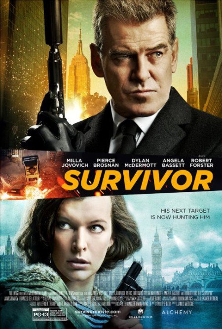 Survivor 2015 HDRip x264-iFT