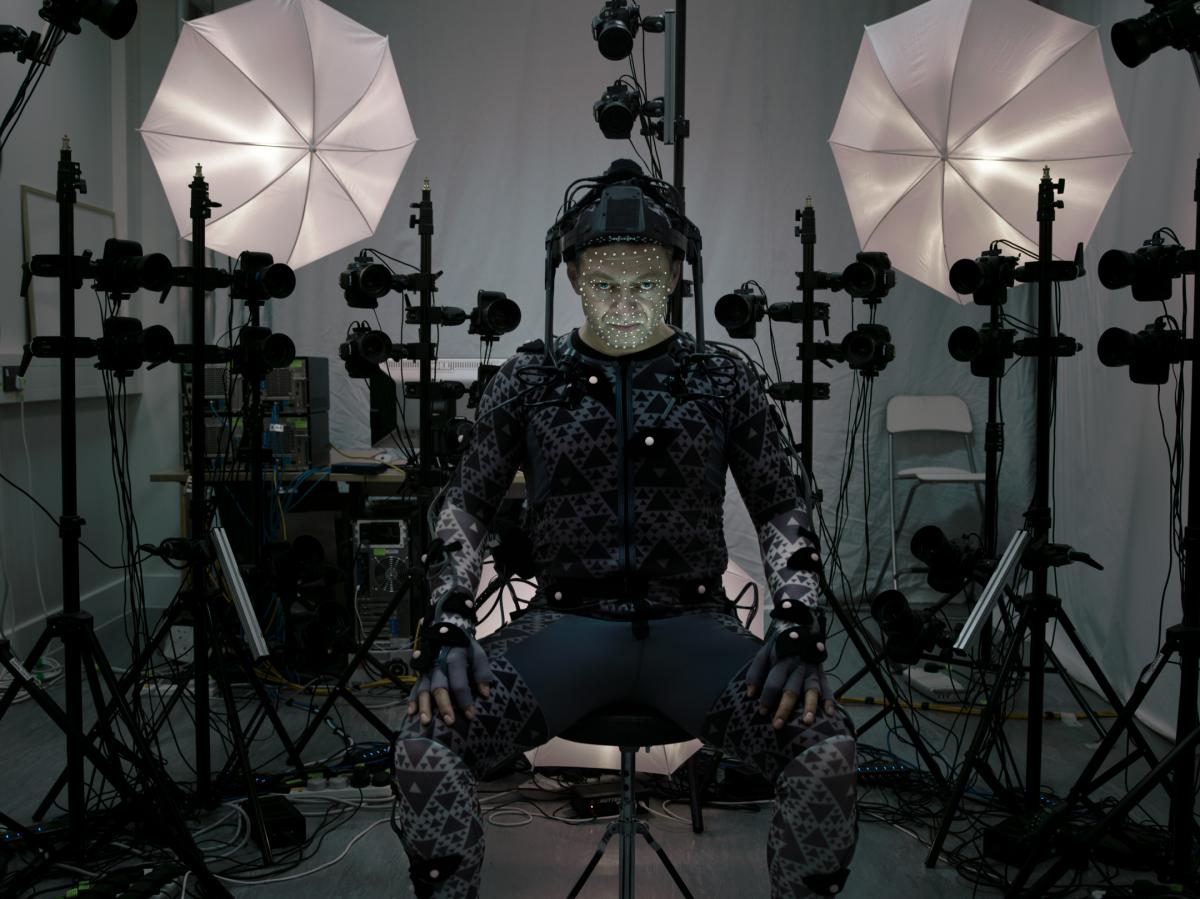 Andy Serkis Star Wars 7