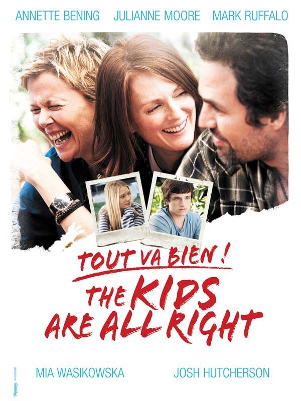 Tout va bien, the kids are all right affiche