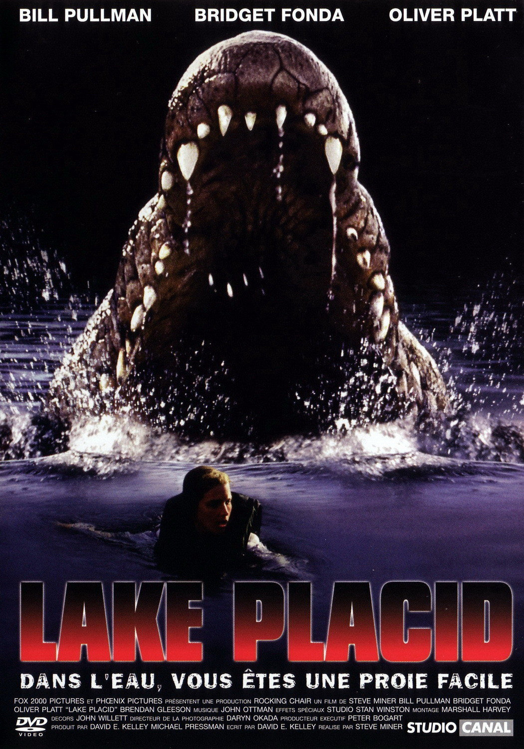 Lake Placid affiche