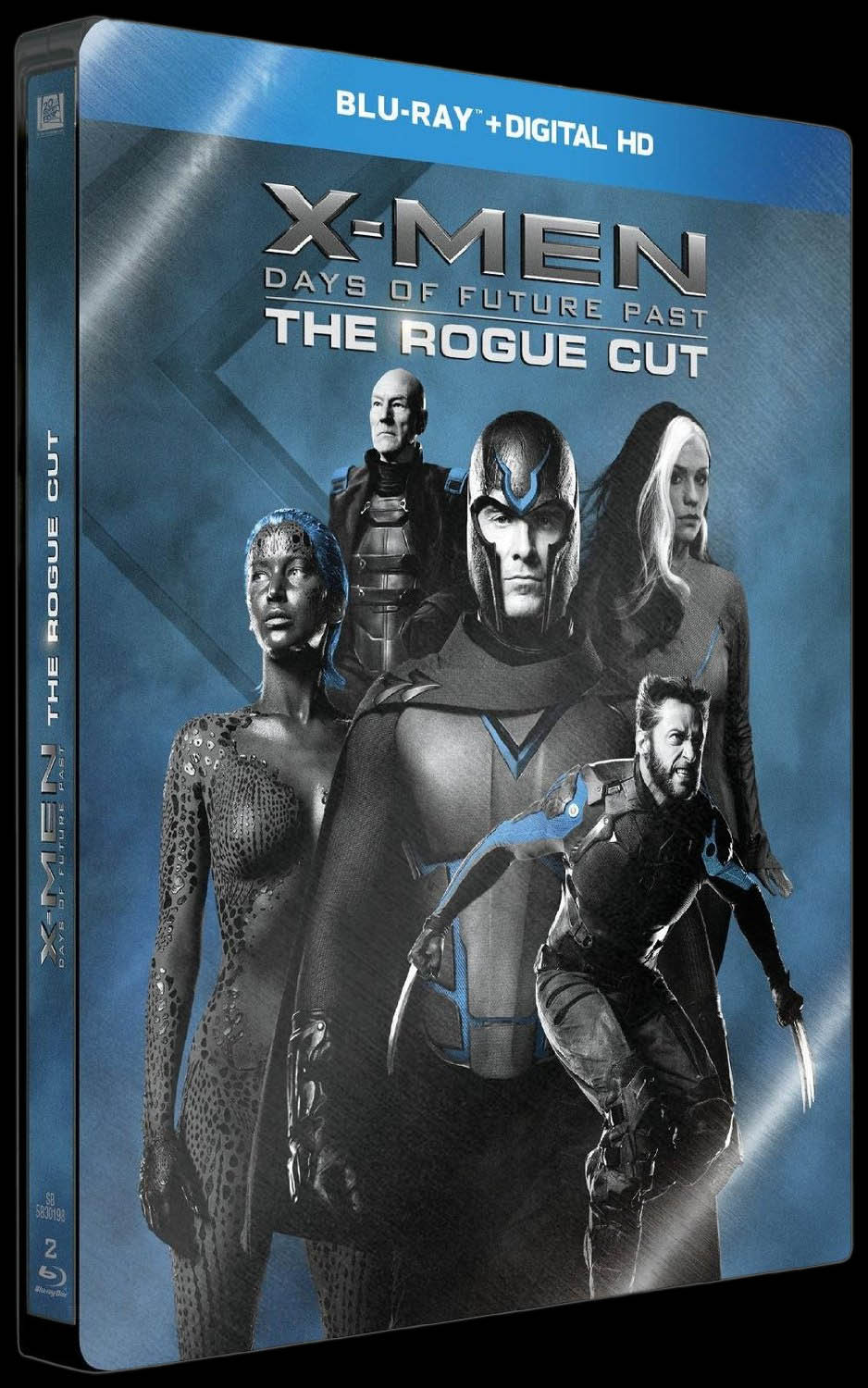 X-Men Days Of Future Past - The Rogue Cut