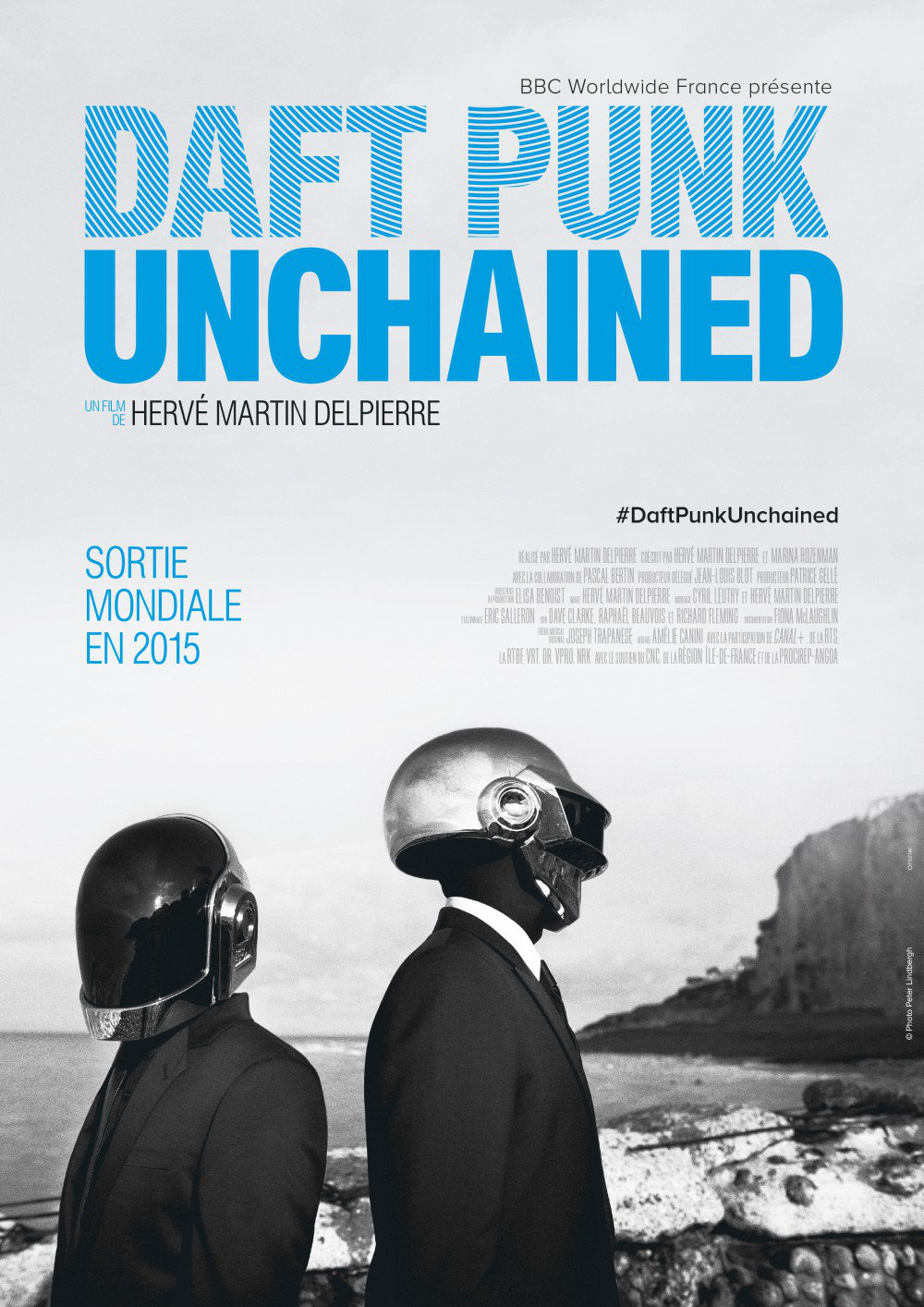 Daft Punk Unchained affiche