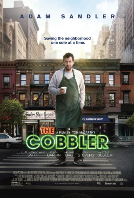 The Cobbler 2014 BRRip XviD-eXceSs