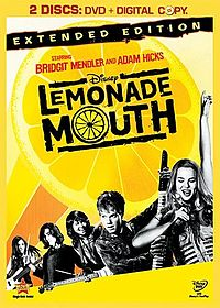 Lemonade Mouth affiche